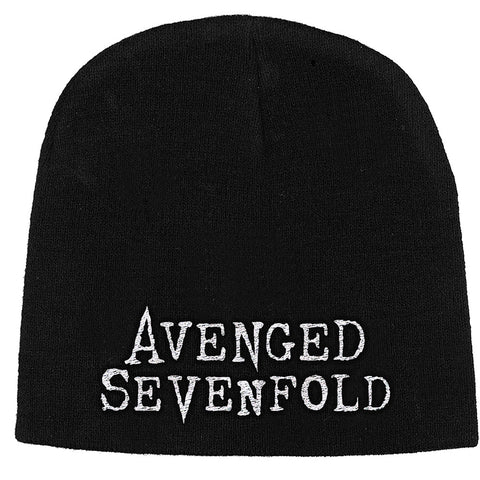 Avenged Sevenfold Beanie Hat - Logo