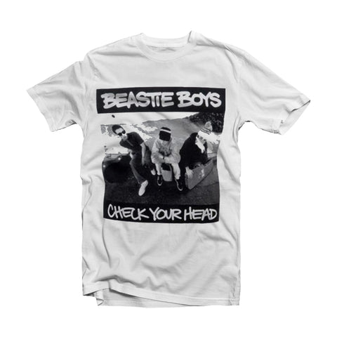 Beastie Boys T Shirt - Check Your Head