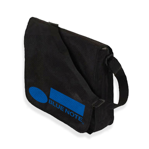 Blue Note Flap Top Messenger   from Rocksax | Buy Now from   å £29.99