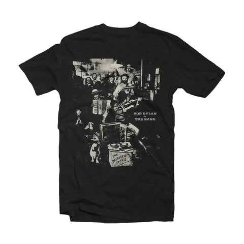 Bob Dylan & The Band T Shirt - Bob Dylan & The Band