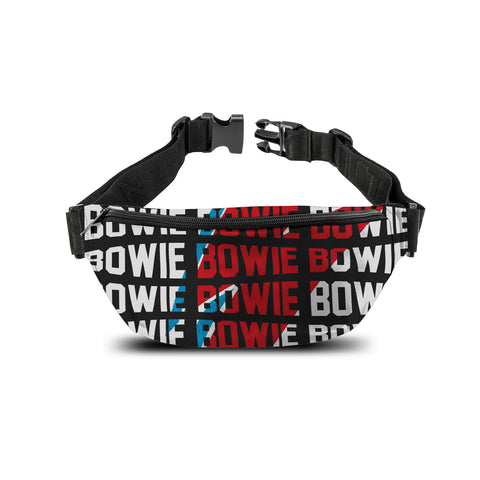 David Bowie   Bum Bag  Aladdin Sane Repeat from Rocksax | Buy Now from  £14.99