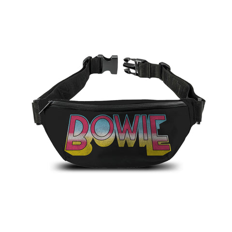 David Bowie   Bum Bag  Bob Masse Pharaoh from Rocksax | Buy Now from  £14.99