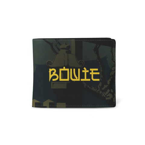 David Bowie   Wallet  Live In Japan from Rocksax | Buy Now from   £9.99