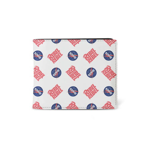 David Bowie   Wallet   Rebel Rebel from Rocksax | Buy Now from   £9.99