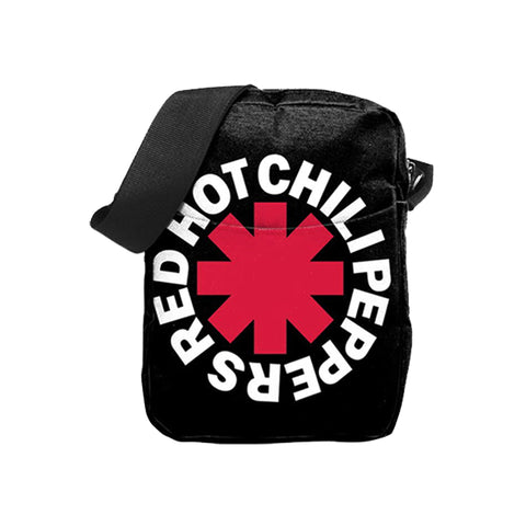 Red Hot Chili Peppers   Crossbody Bag   Asterix from Rocksax | Buy Now from   £16.99