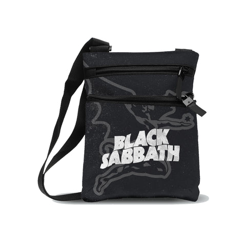 Black Sabbath Body Bag A National Acrobat from Rocksax | Buy Now from   å £16.99