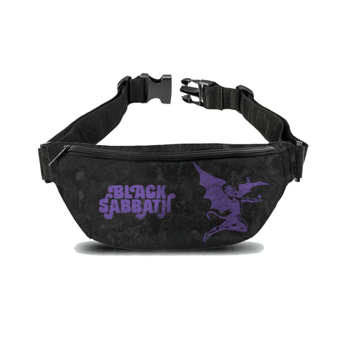 Black Sabbath   Bum Bag  A National Acrobat from Rocksax | Buy Now from  £14.99