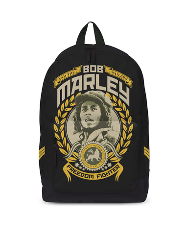 Bob Marley - Backpack - Freedom Fighter |Buy Now  £24.99