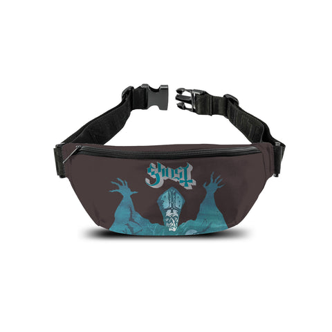 Ghost   Bum Bag   Opus Eponymous from Rocksax | Buy Now from  £14.99