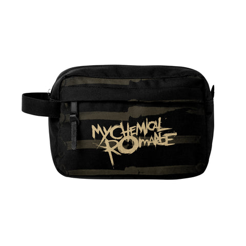 My Chemical Romance   Wash Bag   Parade from Rocksax | Buy Now from  £14.99
