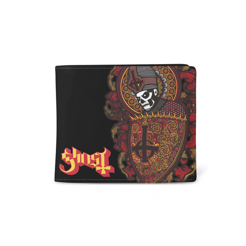 Ghost   Wallet   Papa Shi from Rocksax | Buy Now from  £9.99