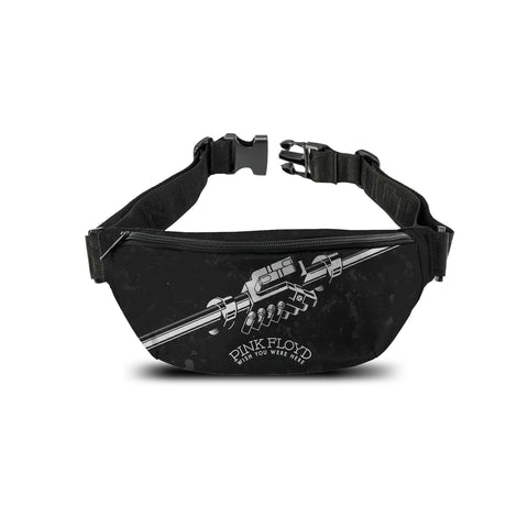 Pink Floyd   Bum Bag   Wish You Were Here B/W from Rocksax | Buy Now from   å £14.99