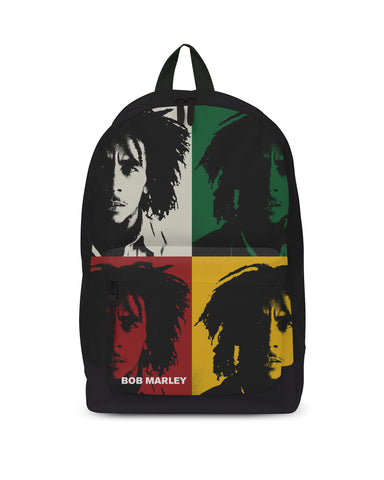 Bob Marley Backpack - Pop Art