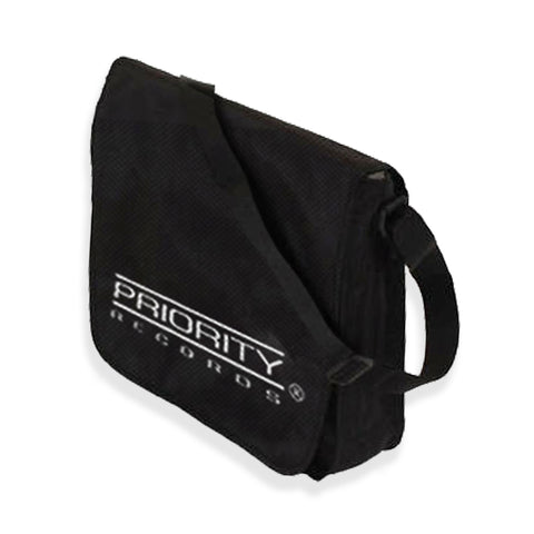 Priority Flap Top Messenger   from Rocksax | Buy Now from   £29.99