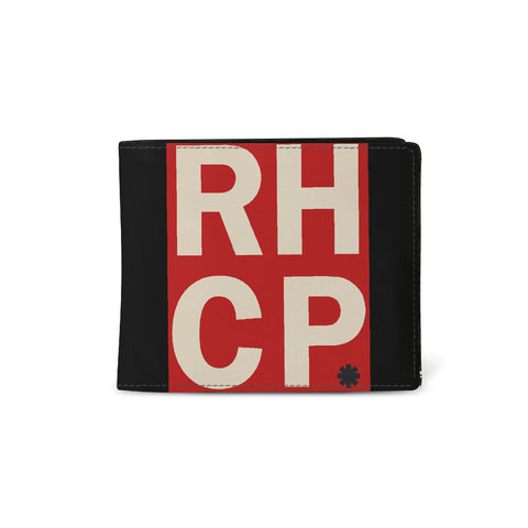 Red Hot Chili Peppers   Wallet   RHCP from Rocksax | Buy Now from   £9.99