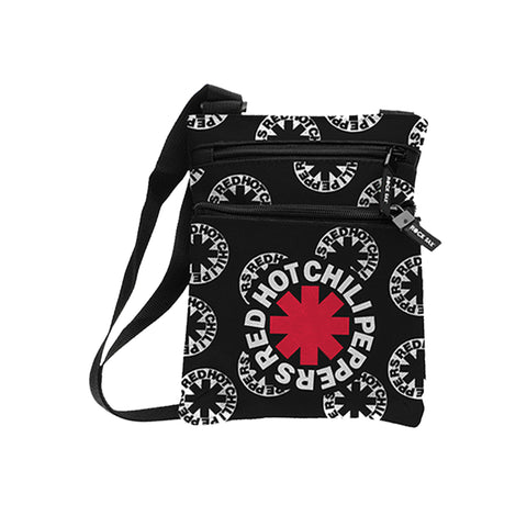 Red Hot Chili Peppers   Body Bag   Asterix AOP from Rocksax | Buy Now from   £16.99