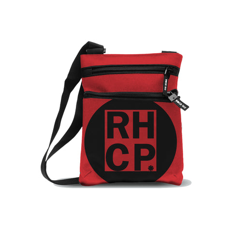 Red Hot Chili Peppers   Body Bag   Red Square from Rocksax | Buy Now from  £16.99