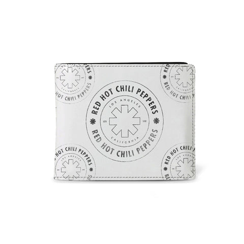 Red Hot Chili Peppers   Wallet   LA Asterix from Rocksax | Buy Now from   £9.99