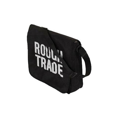 Rough Trade Flap Top Messenger   from Rocksax | Buy Now from   £29.99