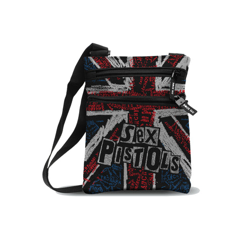 Sex Pistols   Body Bag   UK Flag from Rocksax | Buy Now from   å £16.99