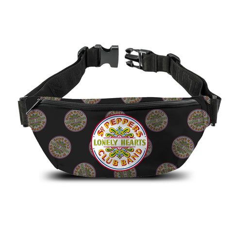 THE BEATLES BUMBAG  SGT PEPPERS from Rocksax  | Buy Now from  £14.99