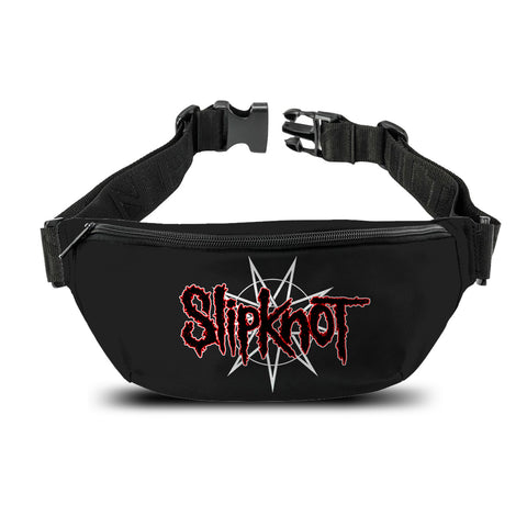 Slipknot   Bum Bag   WANYK Black from Rocksax | Buy Now from  £14.99