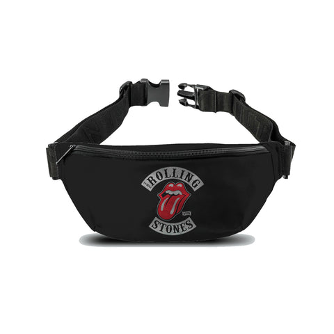 The Rolling Stones   Bum Bag   1978 Tour from Rocksax | Buy Now from   å £14.99