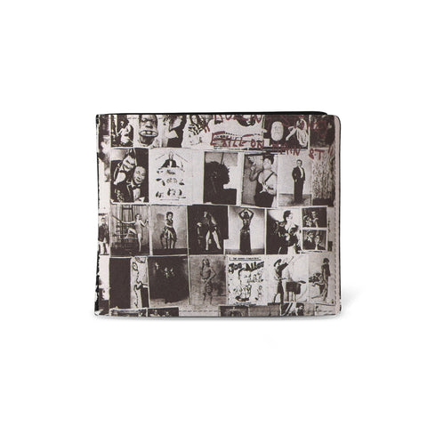 The Rolling Stones   Wallet   Exile from Rocksax | Buy Now from   å £9.99