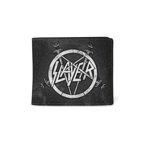 Slayer   Wallet   Swords 2 from Rocksax | Buy Now from   å £9.99