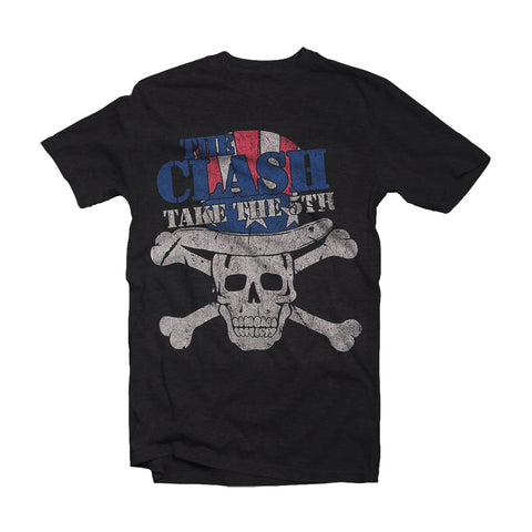 The Clash T Shirt - Take The 5th