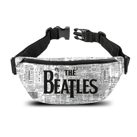 The Beatles Tickets Bum Bag from Rocksax | Buy Now from  £14.99