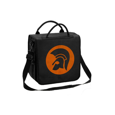 Trojan Vinyl Backpack   from Rocksax | Buy Now from  £44.99