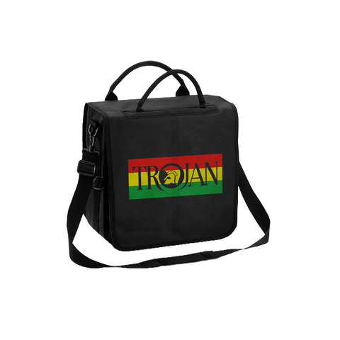 Trojan Vinyl Backpack - Flag