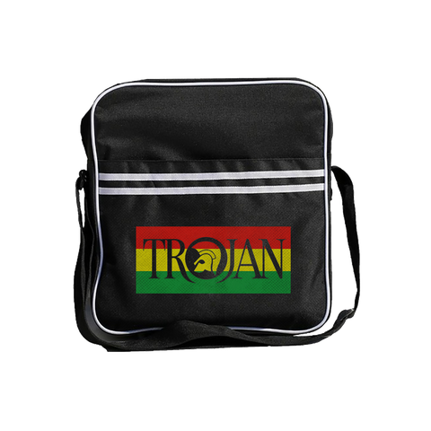 Trojan Zip Top - Flag