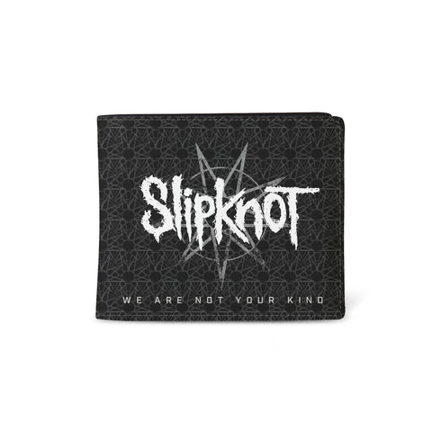 Slipknot   Wallet   WANYK Unsainted from Rocksax | Buy Now from   å £9.99