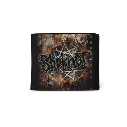 Slipknot Wallet - Pentagram