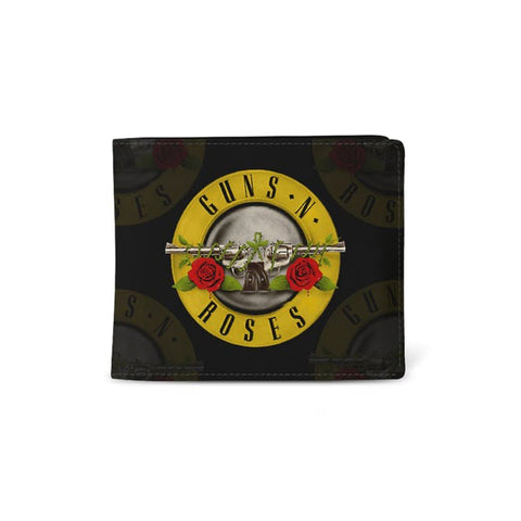 Guns N Roses Wallet - Logo