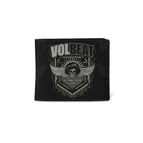 Volbeat Wallet - Established