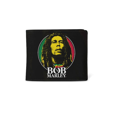 Bob Marley Wallet - Circle Logo (SALE)