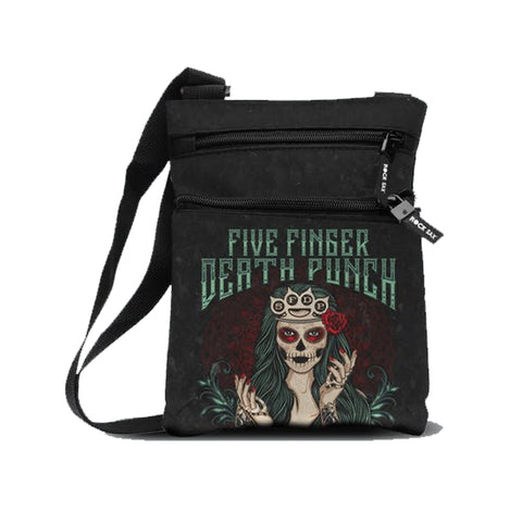 Five Finger Death Punch Body Bag - Dotd Green
