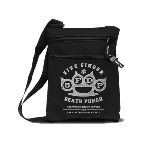 Five Finger Death Punch Body Bag - Logo