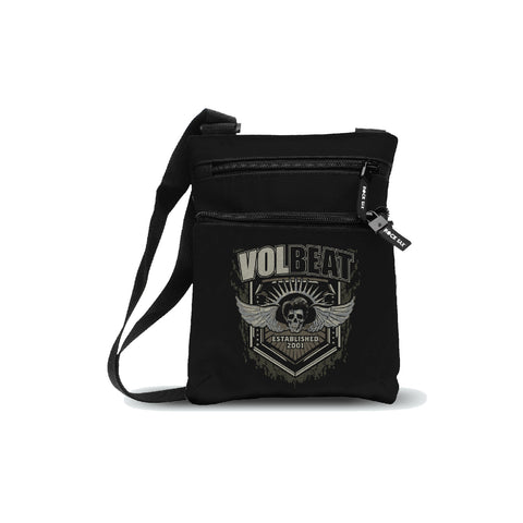 Volbeat   Body Bag   Established from Rocksax | Buy Now from  £16.99