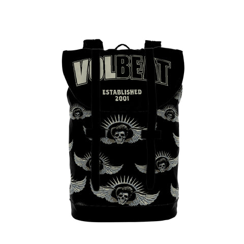 Volbeat   Heritage Bag   Established from Rocksax | Buy Now from   å £34.99