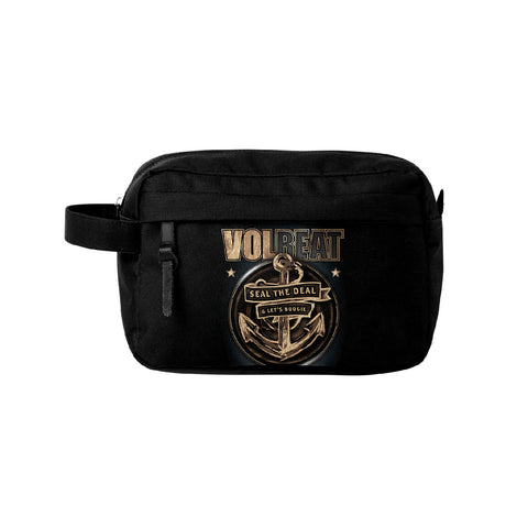 Volbeat   Wash Bag   Seal The Deal from Rocksax | Buy Now from   å £14.99