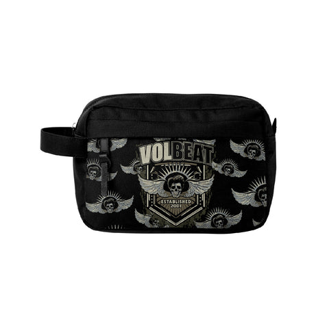 Volbeat   Wash Bag   Established from Rocksax | Buy Now from   å £14.99