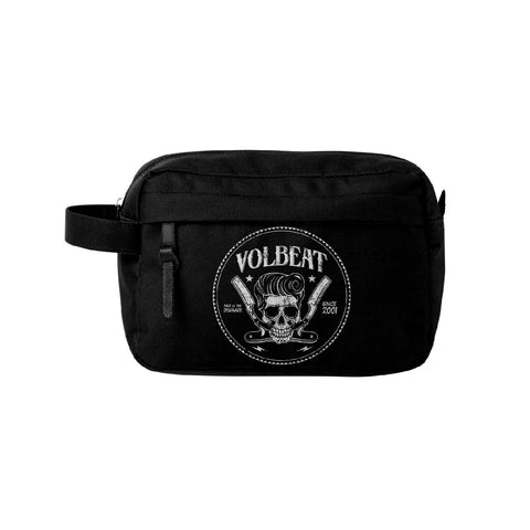 Volbeat   Wash Bag   Barber from Rocksax | Buy Now from   å £14.99