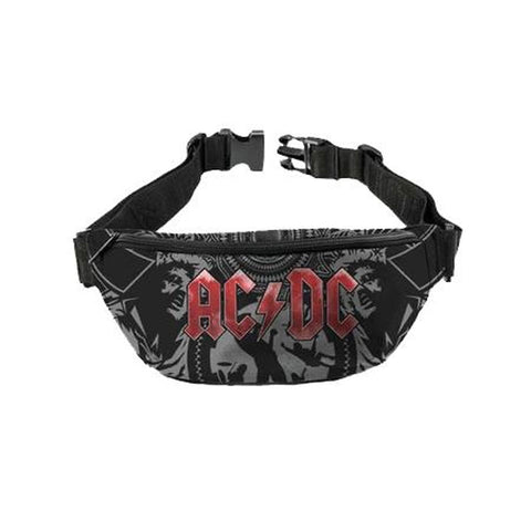 AC/DC Bum Bag - Black Ice