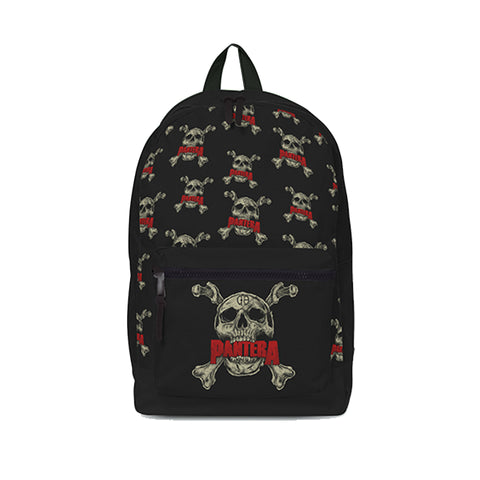 Pantera Backpack - Skull N Bones