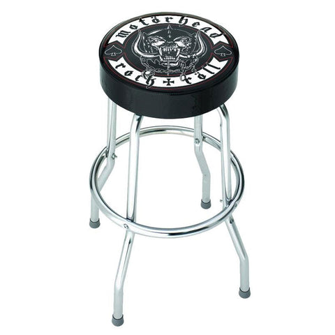 Motorhead Bar Stool - Rock N Roll - Pre Order Only