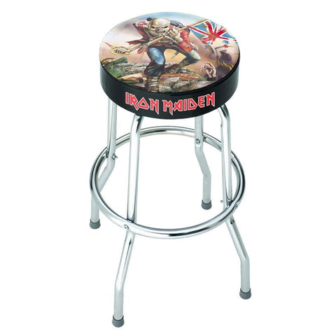 Iron Maiden Bar Stool - Trooper - pre order Only
